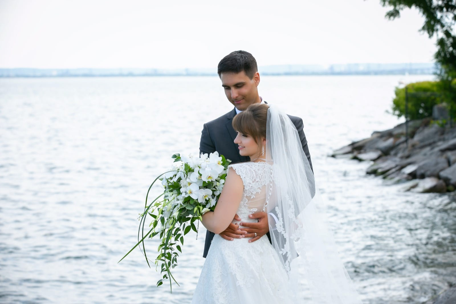 Burlington Wedding Photography