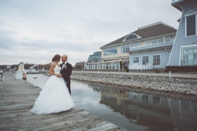 Harbour Banquet Centre Wedding Photo