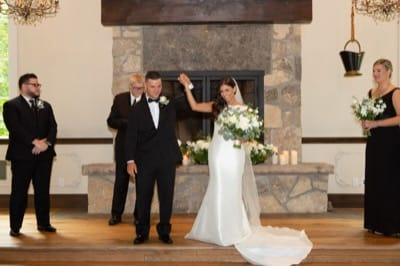 Ancaster Mill wedding Photos