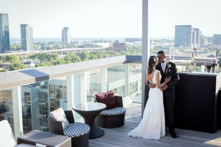wedding session in Toronto