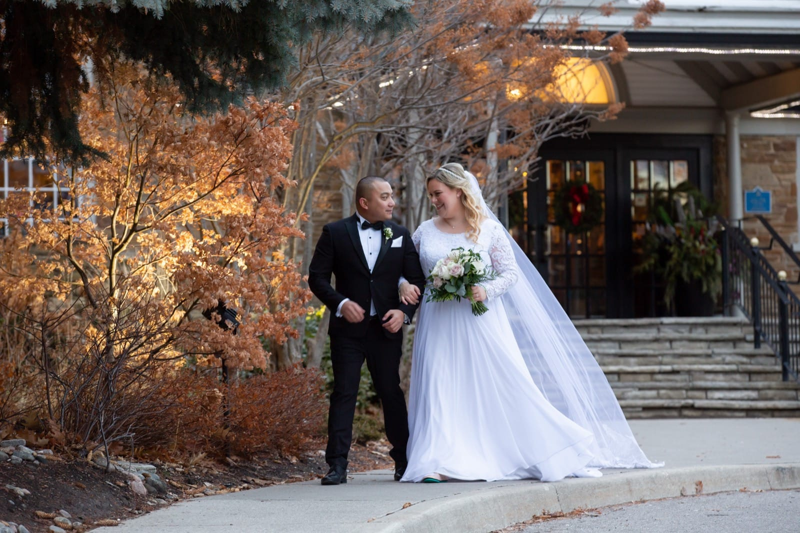 Wedding Pictures at The Glenerin Inn & Spa