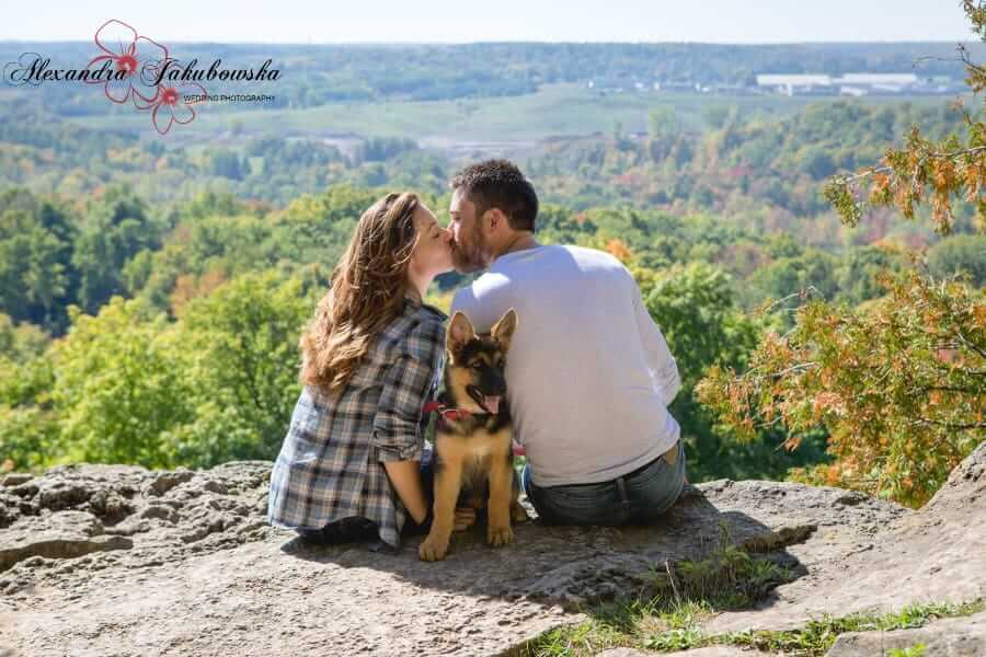 Oakville Wedding Photography Engagement Session