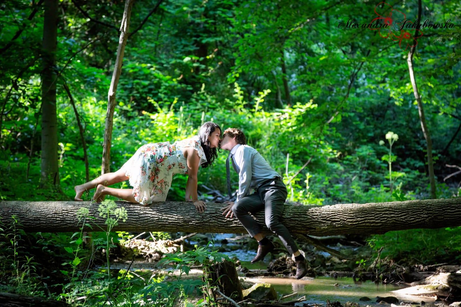 Toronto Wedding Photography Engagement Session